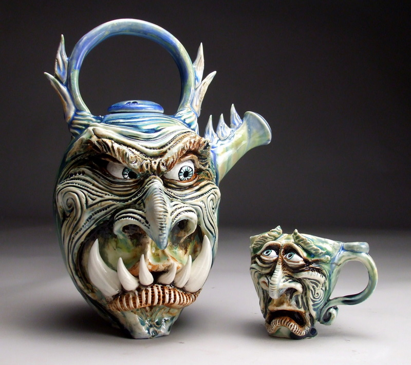 Ceramic Art By Mitchell Grafton Art It S Ok