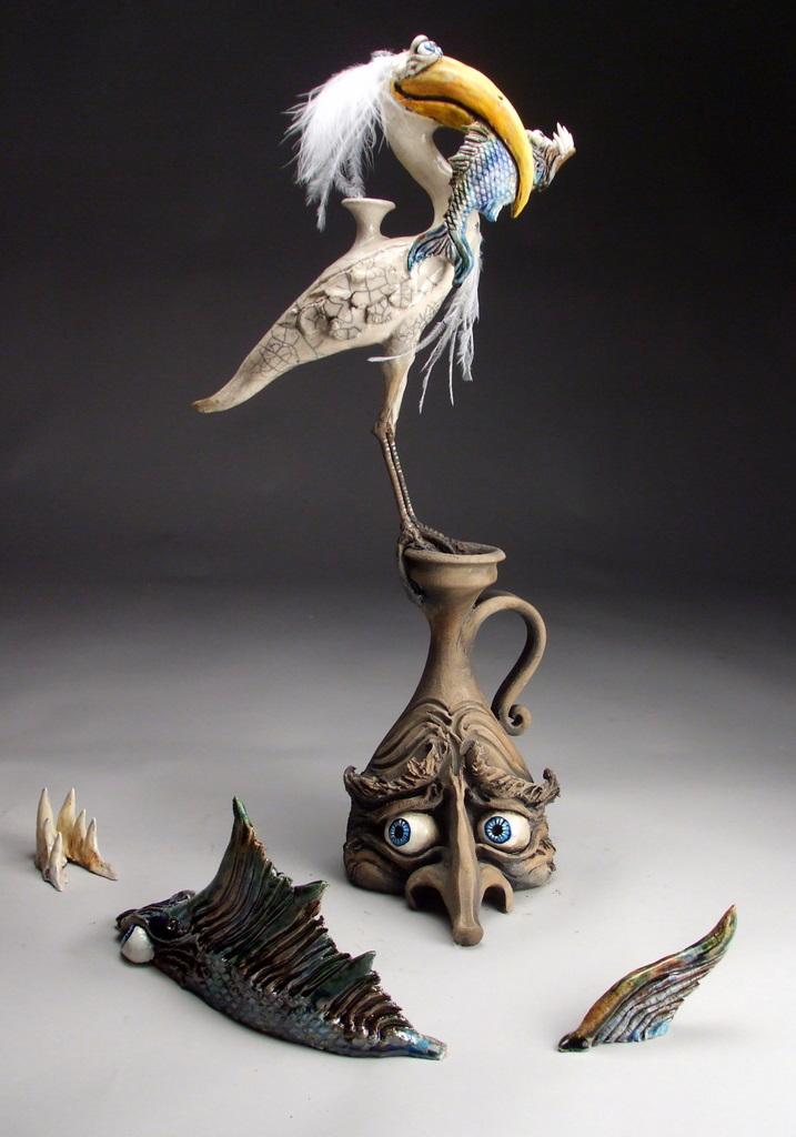 Ceramic Art by Mitchel...
